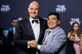 Maradona se une a la FIFA