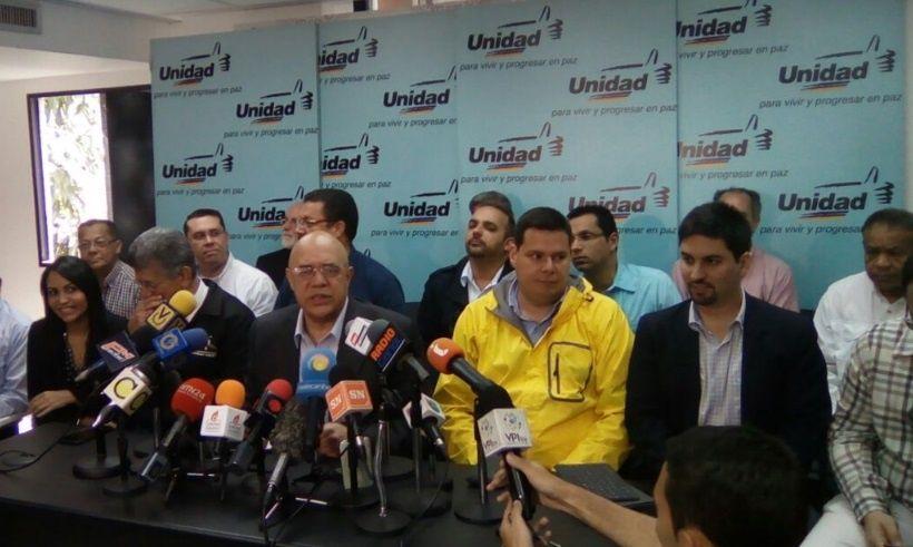 José Luis Cartaya es el nuevo coordinador general de la MUD