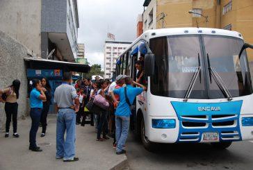 Transporte público en Guaremal está en la mira del hampa