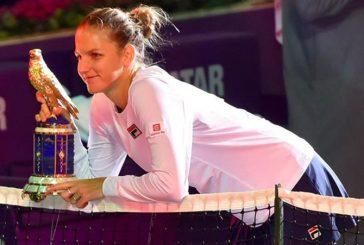 Karolina Pliskova logra en Doha su octavo título WTA