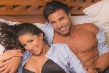 Yuvanna Montalvo y Juan Carlos García se convirtieron en padres