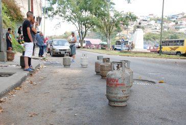 Defectuoso el suministro de gas en el callejón María Briceño
