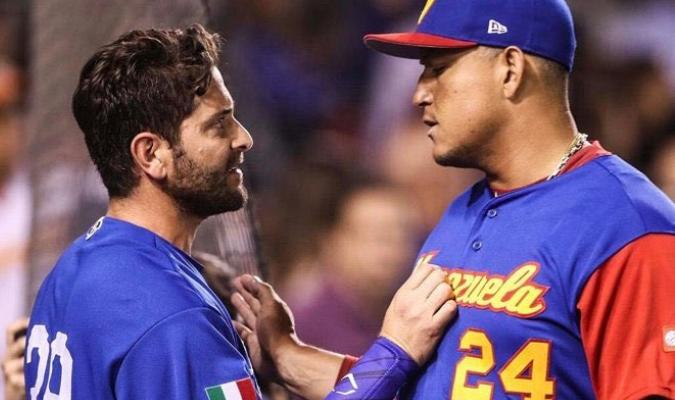 """Cervelli sobre Venezuela: """"Mi país está representado por jugadores increíbles"""""""