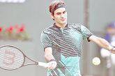 Federer se impone en Miami ante Del Potro
