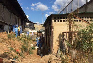 Asciende a 15 los cadáveres hallados en la PGV