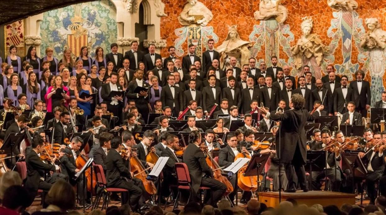 Dudamel continuará con su maratón de Beethoven en Hamburgo