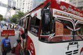 Alcaldías esperan decisión del MTT para ajustar tarifas