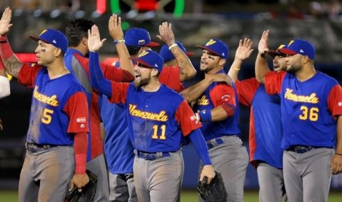 Venezuela se mantiene en el top 10 del ranking mundial de béisbol