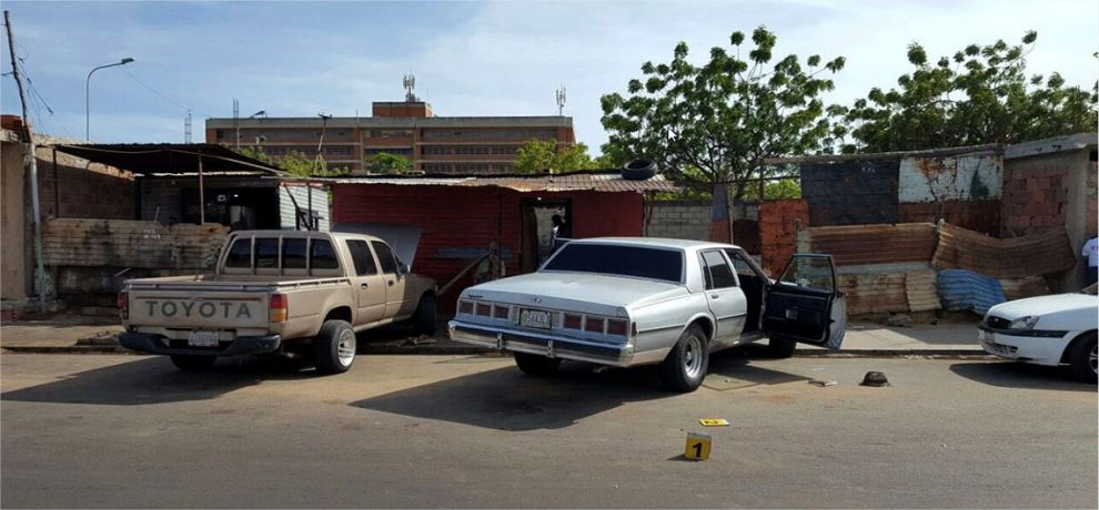 Liquidan a par de robacarros en Maracaibo