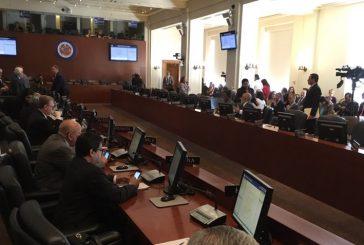 Consejo Permanente de la OEA aprueba con 20 votos discutir situación de Venezuela