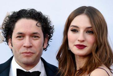 Gustavo Dudamel y la actriz española María Valverde, se casaron