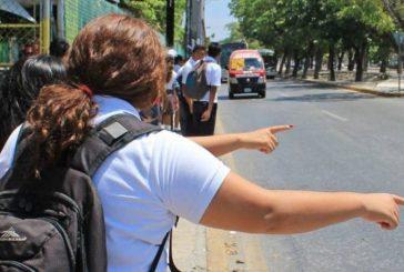 Instan a transportistas a respetar exoneración
