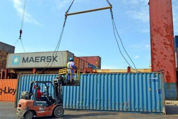 Llegan al país 627 toneladas de alimentos e insumos médicos