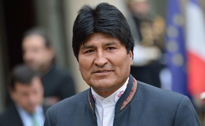 Evo Morales viajará a Cuba el jueves para extraer tumoración benigna