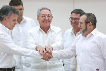 Cuba ofrece mil becas a las Farc y a Colombia como apoyo a la paz