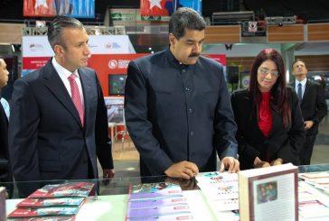 Maduro a empresarios: Estoy a la orden para trabajar por Venezuela