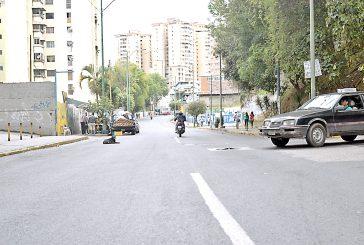 Habitantes de la Bolívar viven angustiados por la inseguridad