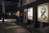 """El Picasso más """"primitivo"""", frente al arte indígena"""