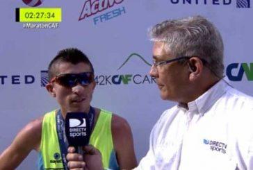 José David Cardona y Zuleima Amaya conquistaron el Matatón CAF