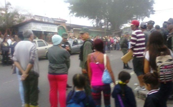 Vecinos de Lagunetica protestaron por agua