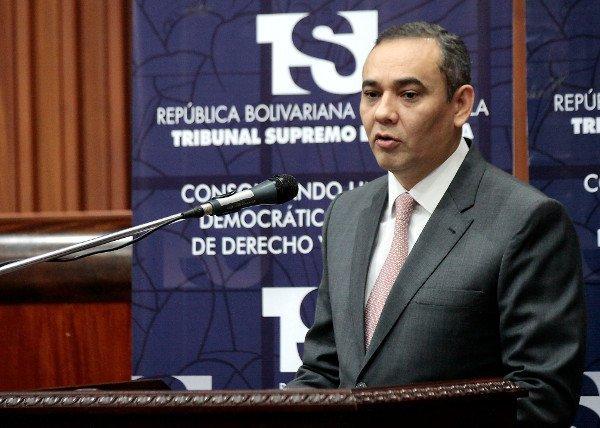 Maikel Moreno: TSJ estudia ataques permanentes de Almagro contra Venezuela