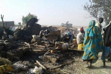 Ataque múltiple deja 18 muertos en Nigeria