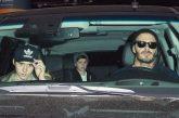 David Beckham y su hijo Brooklyn sufren un accidente de tránsito