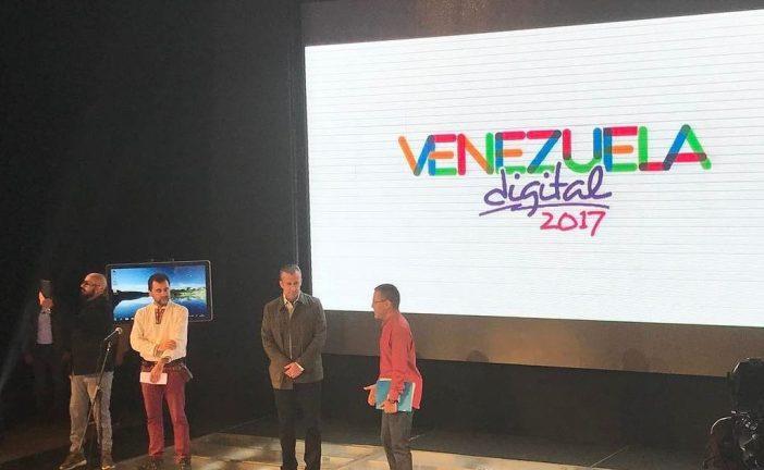 Venezuela Digital 2017 del 29 al 31 de marzo en el Teresa Carreño