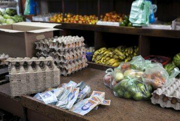 En febrero la Canasta Alimentaria Familiar aumentó a  665.682,12 bolívares