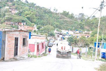 El agua no llega a barrio Miranda II