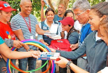 Realizaron actividad deportivo cultural en el Miranda