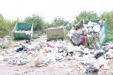 No cabe más basura en Colinas de El Paso