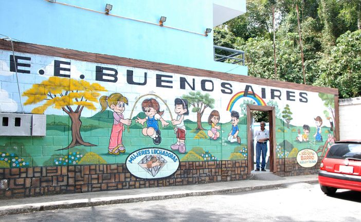 Suspenden clases en UE Buenos Aires
