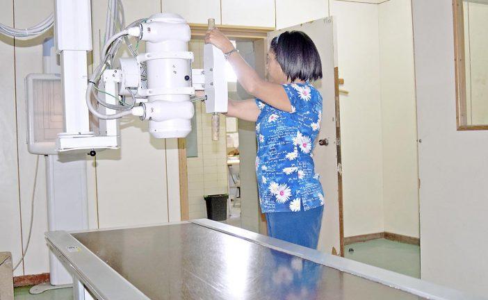 Radiología del HVS ha atendido casi 15 mil pacientes