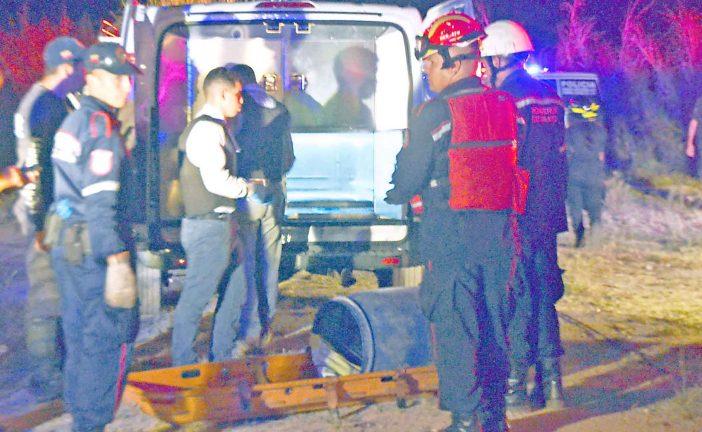 Localizan dos cuerpos desmembrados en La Ladera