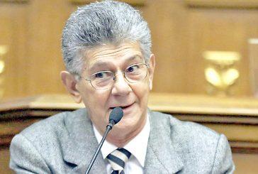 Henry Ramos Allup será el candidato presidencial por AD