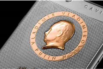"Lanzan Nokia modelo ""Vladimir Putin"""