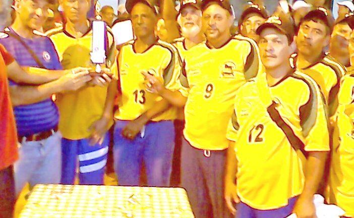 Guaicaipuro campeón estadal de Bolas Criollas masculino