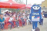 ONA realizó acto antidrogas con estudiantes tequeños