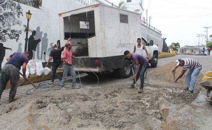 Un solo canal estará disponible en avenida José Manuel Álvarez