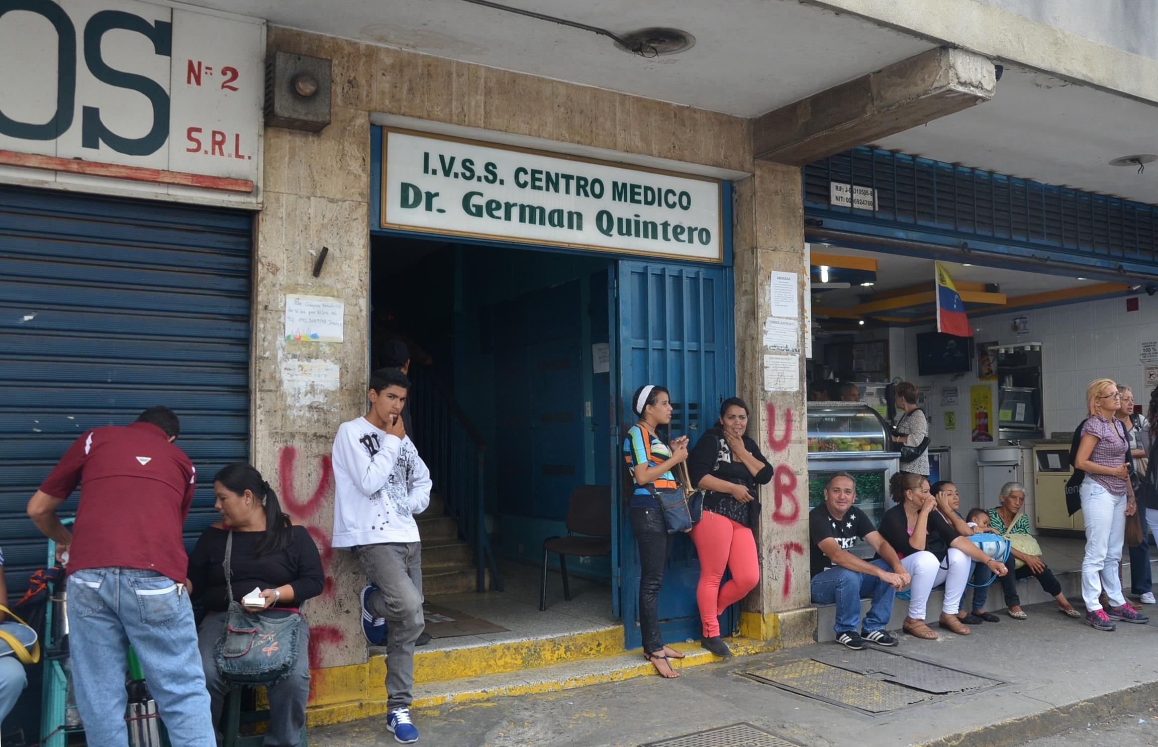 IVSS recibió tratamiento para pacientes incompleto