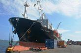Arribaron a Puerto Cabello contenedores con carne, leche y medicinas