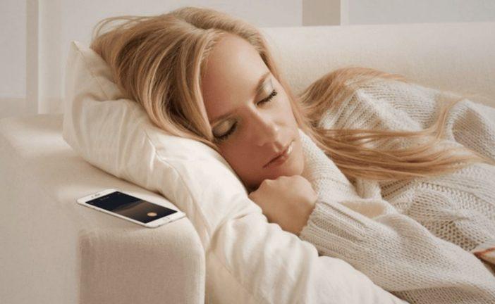 Estas son las App que necesitas para dormir como un bebé