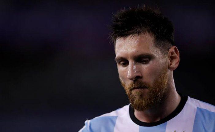 FIFA evalúa comportamiento que tuvo Messi