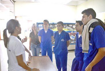 Jornada de salud en el Rufino Blanco Fombona