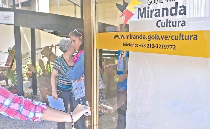 Cultura Miranda celebra Semana de la Poesía