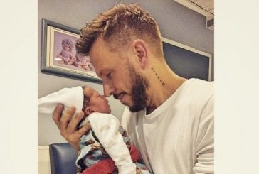 Ya nació 'Dylan' el segundo hijo del cantante Noel Schajris