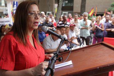 """Tania Díaz afirma que Almagro """"no tiene los votos"""" para sancionar al país en la OEA"""