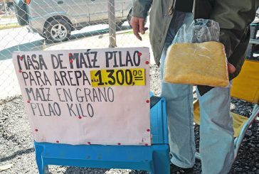 Se incrementan ventas de maíz pilao tras escasez en supermercados