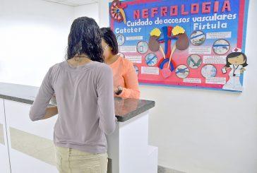 Sin especialistas el servicio de Nefrología del HVS